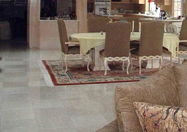 Natural Marble Flooring